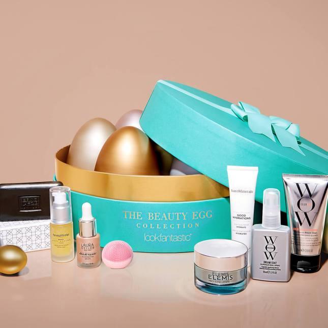 lookfantastic beauty egg 2019 full spoilers icangwp blog