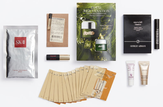 luxe Gift with Purchase Nordstrom