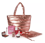 Macy s Beauty Collection 9 Pc. Rose Gold Tote Set Created for Macy s Reviews Beauty Macy s