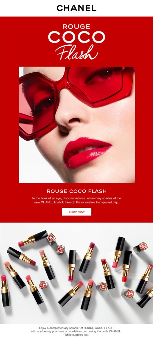 nordstrom coupon chanel icangwp blog