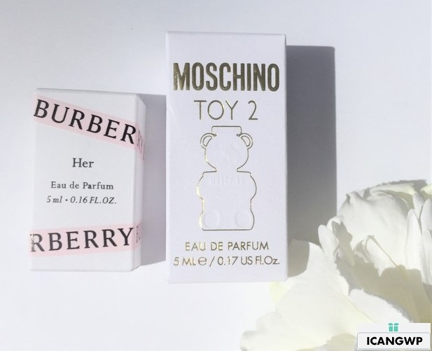 nordstrom fragrance gift unbxoing by icangwp beauty blog moschino