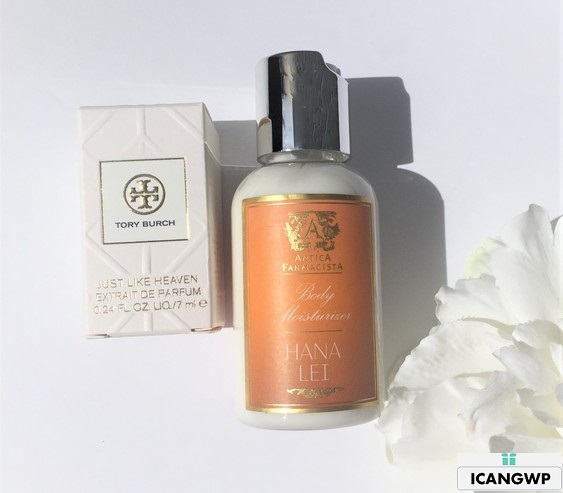 nordstrom fragrance gift unbxoing by icangwp blog