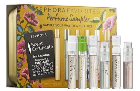 Perfume Travel Sampler Sephora Favorites Sephora