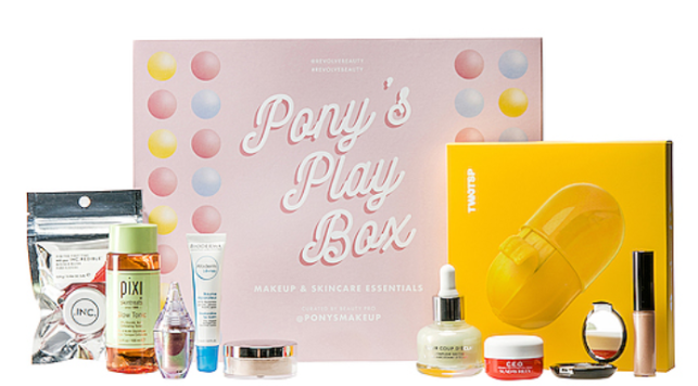 REVOLVE Beauty x Pony s Play Box Makeup Skincare Essentials in REVOLVE