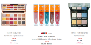 Sale BEAUTY BAY icangwp blog april 2019 3