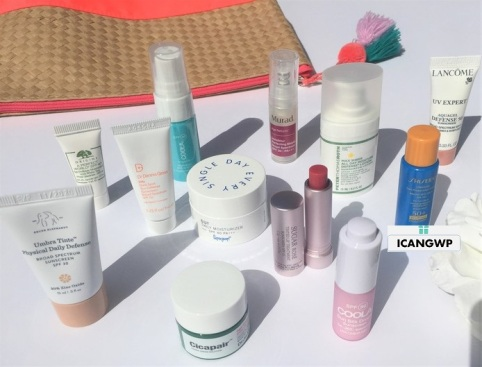 sephora sun safety kit 2019 review icangwp beauty blog