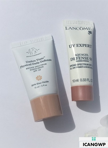 sephora sun safety kit 2019 review icangwp blog lancome sunscreen