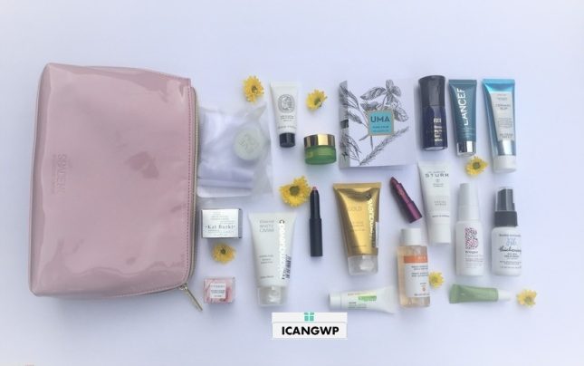 space nk gift haul by icangwp beauty blog unboxing