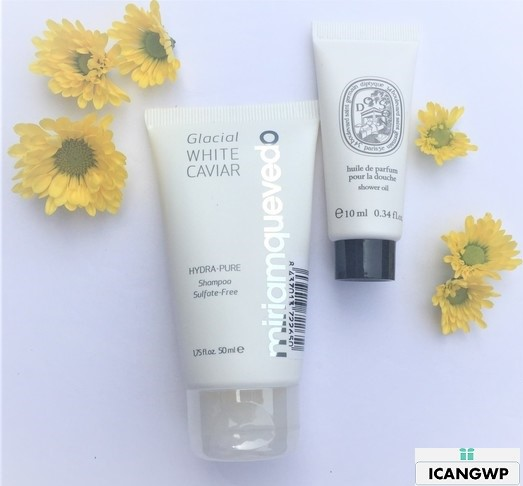 space nk gift haul by icangwp blog unboxing diptyque