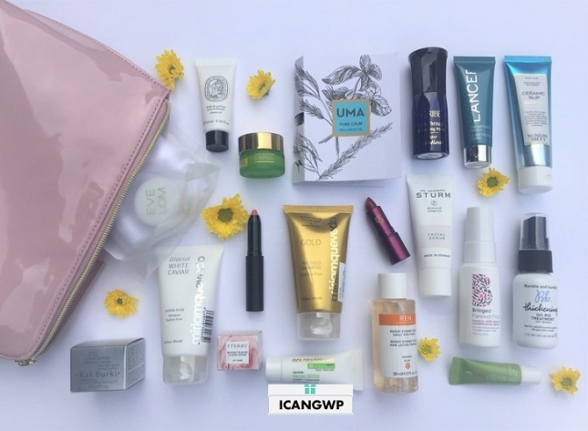 space nk haul by icangwp blog unboxing