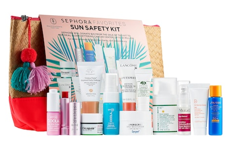 Sun Safety Kit Sephora Favorites Sephora icangpw blog