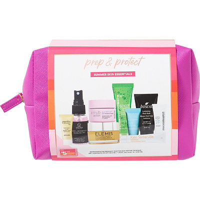 ulta prep and protect sskincare essentials