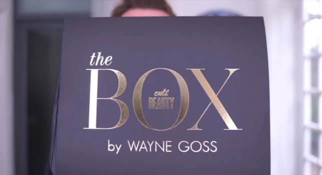 WayneGoss X CultBeauty beauty box icangwp beauty blog