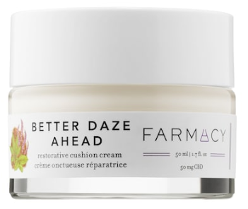 Better Daze Ahead CBD Moisturizer Farmacy Sephora icangwp blog
