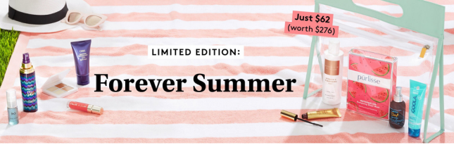 birchbox forever summer
