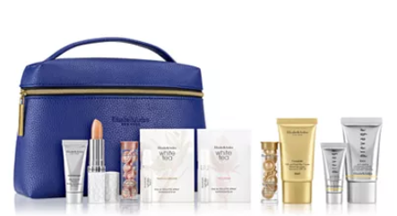 Elizabeth Arden Choose your Free 8 Pc. Gift with 37.50 Elizabeth Arden purchase Up to a 104 Value Reviews Gifts with Purchase Beauty Macy s