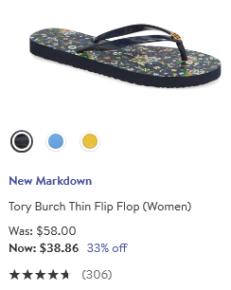 flip flop Sale Nordstrom