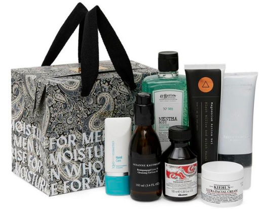 For Men Who Moisturise Grooming Kit Liberty London icangwp