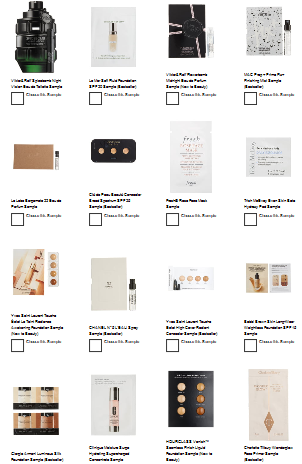 Free Makeup Samples with Purchase   Nordstrom may 2019.png