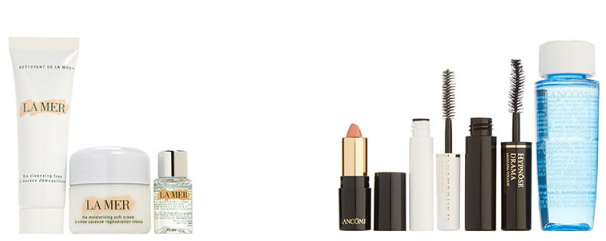 la mer lancome Gift with Purchase Nordstrom deluxe may 2019 icangwp blog