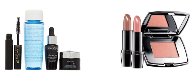 lancome Gift with Purchase Nordstrom deluxe