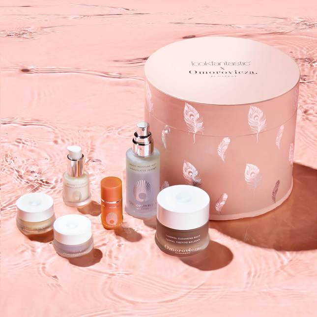 lookfantastic limited edition beauty box omorovicza us may 2019 icangwp blog