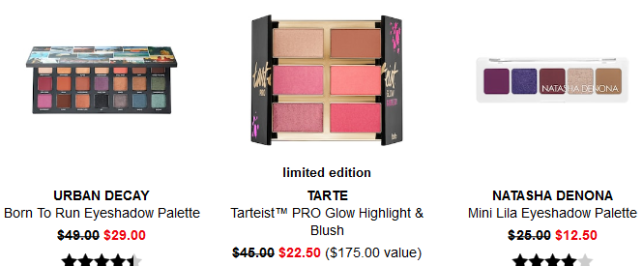 Makeup Sale Beauty Sale Sephora icangwp blog