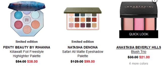 Makeup Sale Beauty Sale Sephora icangwp blog2