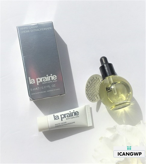 neiman marcus beauty cue gift april2019 icangwp blog la prairie