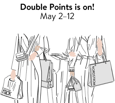 nordstrom double point