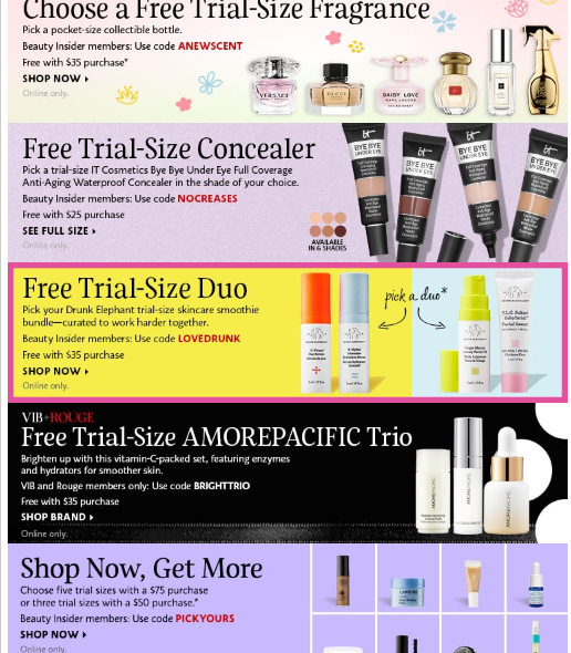 Sephora Coupons Promo Codes Coupon Codes Sephora may 2019 icangwp beauty blog