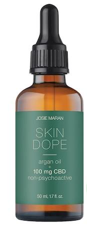 Skin Dope Argan Oil 100 mg CBD Josie Maran Sephora