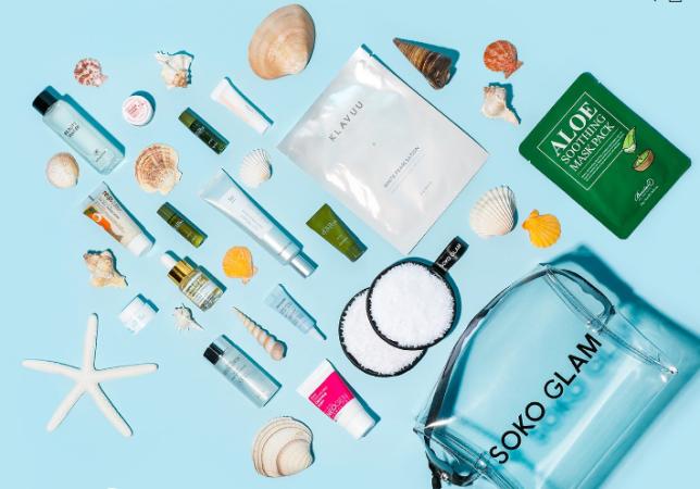 Soko Glam Korean Skin Care Beauty Makeup Products
