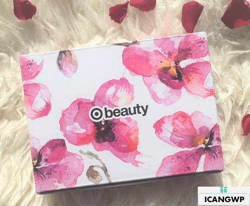 target beauty box review icangwp blog may 2019
