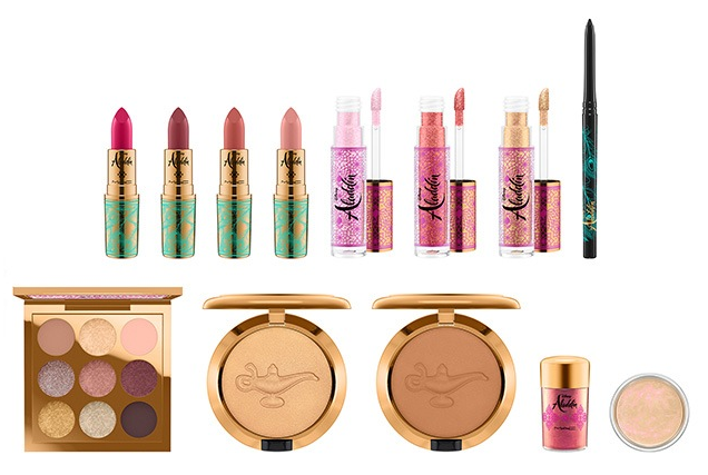 The Disney Aladdin Collection by M·A·C Collector's Vault MAC Cosmetics Official Site