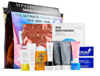 The Ultimate Travel Bag Sephora Favorites Sephora