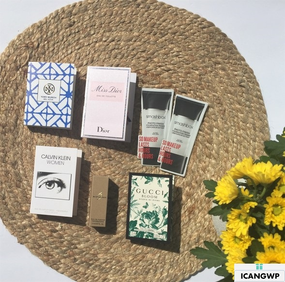 Ulta Surprise Sample Pack 2019 by icangwp beauty blog