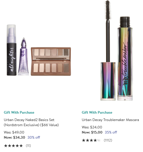 Urban Decay Beauty Sale Discount Perfume Makeup More Deals Nordstrom
