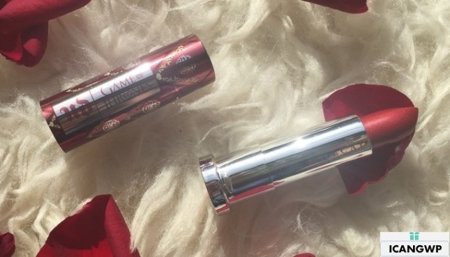 urban decay game of throes lipstick daenerys targaryen by icangwp beauty blog