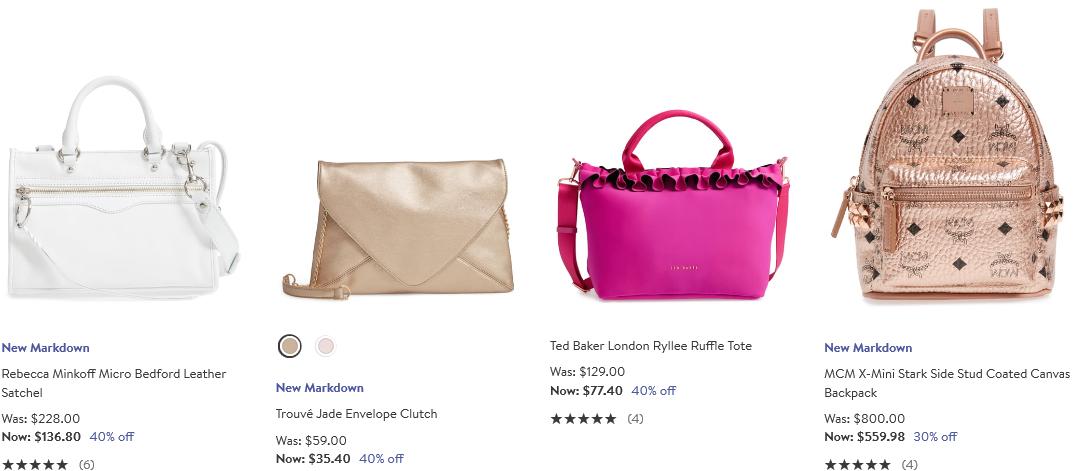 Women s Sale Handbags Wallets Nordstrom