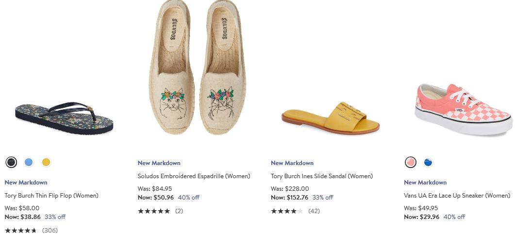Women s Shoes Sale Nordstrom