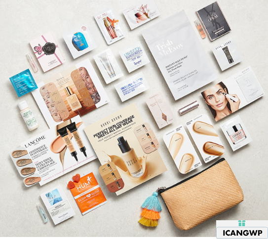 22pc Gift with Purchase w 125 Nordstrom icangwp beauty blog 1