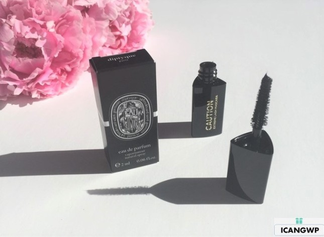 barneys gift bag 22 samples review by icangwp beauty blog june 2019 hourglass mascara review