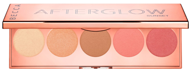 BECCA Afterglow Sunset Face Palette Nordstrom Exclusive Nordstrom