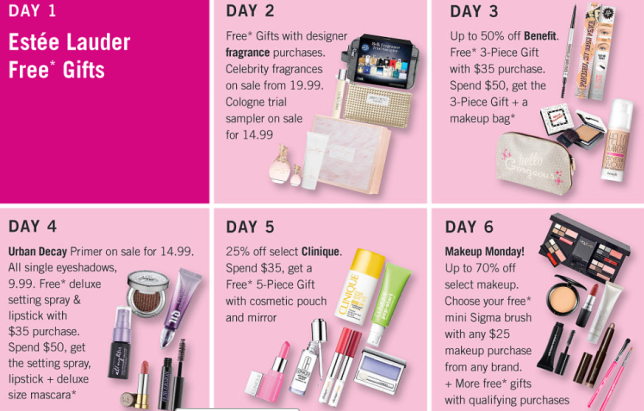 belk 10 days of beauty icangwp blog
