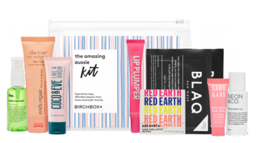 birchbox The Amazing Aussie Kit june 2019 icangwp blog