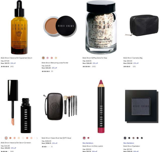 Bobbi Brown Beauty Sale Discount Perfume Makeup More Deals Nordstrom