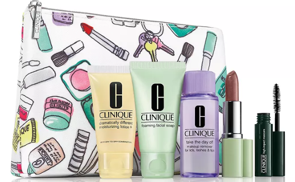 Clinique Gift with any  65 Clinique purchase    Bloomingdale s icangwp june 2019.png
