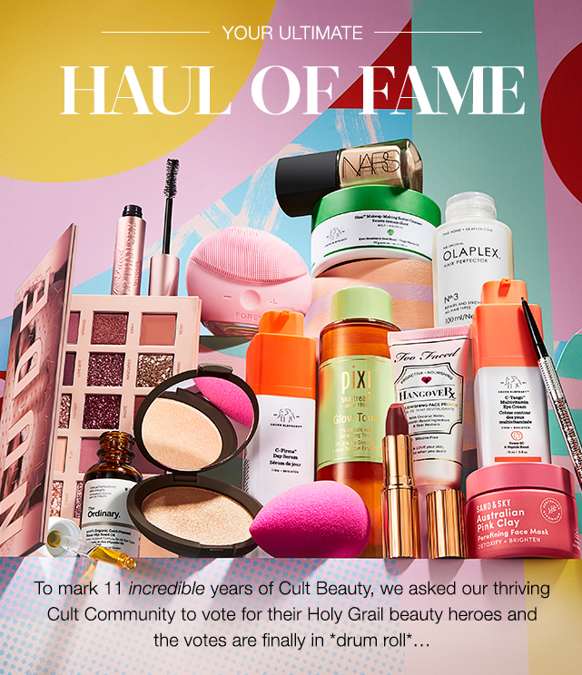 cult beauty hall of fame icangwp blog