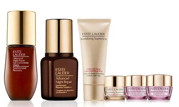 Estée Lauder Gift with any 75 Estée Lauder purchase Bloomingdale s
